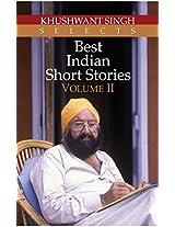 Khushwant Singh Selects Best Indian Short Stories (Vol. 2)