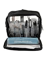 Basicare Personal Manicure Kit, Fine Finish