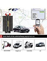 Multifunctional GPS Tracking Device Vehicle Tracking System