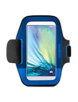 Belkin Sport-Fit Carrying Case (Armband) for Smartphone - Blue F8M968-C01
