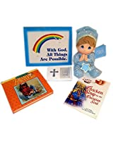 Childrens Religious Gift Bundle Ages 4+ [5 Piece]