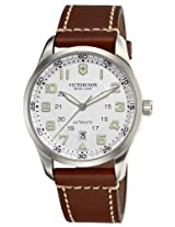 Victorinox Swiss Army Airboss Automatic Cream Dial Men's Watch #241505