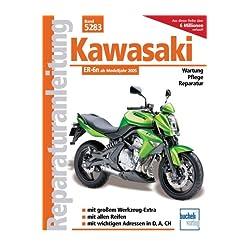 Kawasaki 650 ER-6n und ER-6f