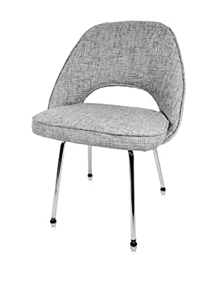 Control Brand Mid Century-Inspired Side Chair (Grey)