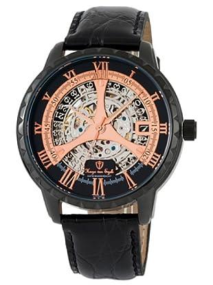 Hugo Von Eyck Reloj Corvus HE304-692_Negro