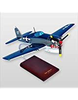 Mastercraft Collection Mcf6 Fw F6 F 3 Hellcat Wood Desktop Model
