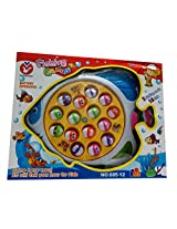Battery Operated Fishing Game For Kids