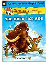 Scholastic Geronimo Stilton The Great Ice Age Graphic Book