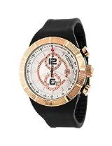 Stuhrling Original Men's 256.SW.332R63 Sportsman's Florio Chronograph Watch