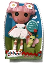 """Lalaloopsy 18"""" Blossom Flowerpot Soft Doll With Pet Butterfly By Mga"""