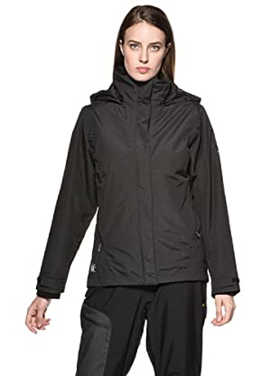 Salewa 2-in-1 Funktionsjacke Patsy PTX (SCHWARZ)