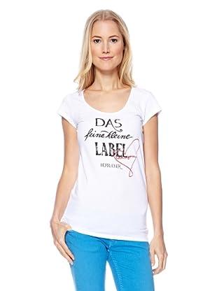 Herrlicher T-Shirt Kandeen (White)