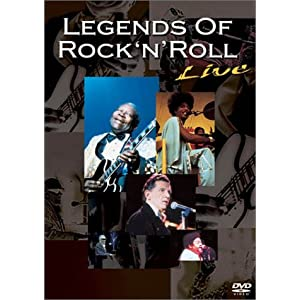 Legend Of Rock 'N' Roll Live