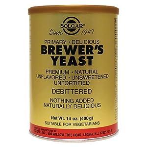 Solgar Brewer's Yeast Powder - 14 oz