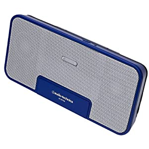 audio-technica コンパクトスピーカー ブルー AT-SPP50 BL