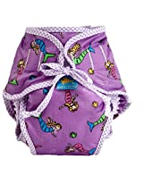 Reusable Swim Diaper | Mermaids Size , Large