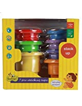 Beebop 6349 7 Piece Stacking Cups
