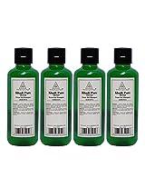 Khadi Pure Neem Sat Shampoo - 210ml (Set of 4)
