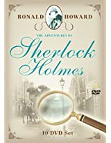 Adventures Of Sherlock Holmes (10 DVD)   (UK PAL Region 0)