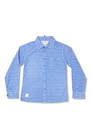 CKS Kids BOYS Camisa Polk (Azul)