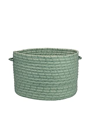 Colonial Mills Solid Fabric Print Basket (Light Green)