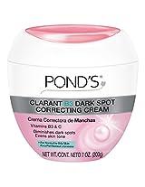POND'S Clarant B3 AntiDark Moisturizing Cream, For Normal to Oily Skin, 7oz Jars (Pack of 2)