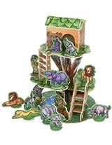 Wild Republic Tiny Towns Tree House