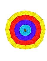 Pacific Play Tents Kids 12 Foot Kaleidochute Parachute for Indoor / Outdoor Fun