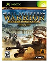 Full Spectrum Warriors: Ten Hammers - Xbox (Jewel case)