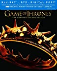 Game of Thrones: Season 2 (Blu-ray/DVD Combo + Digital Copy)