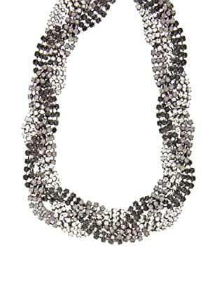 Biplat Collar Strass