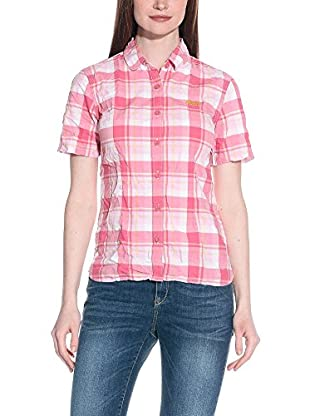 Superdry Bluse klassisch Checked Penny-Washbasket