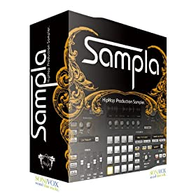 SAMPLA HIP-HOP PRODUCTION SAMPLER