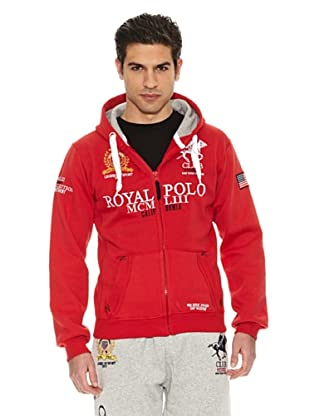 Geographical Norway Chaqueta Fanclub (Rojo)