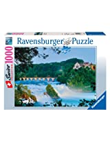 Ravensburger Rhein Falls, Multi Color (1000 Pieces)