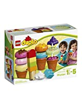 Lego Duplo Creative Play Creative Ice Cream