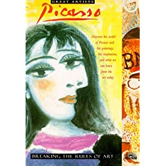 Picasso: Breaking the Rules of Art (Great Artists)