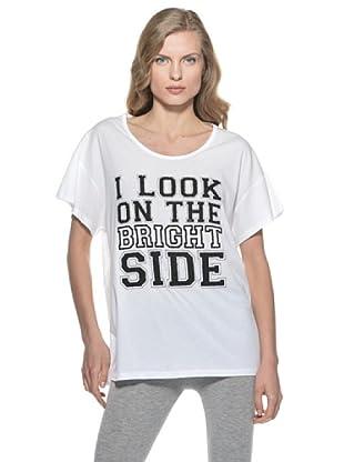 Stefanel T-Shirt (Creme)
