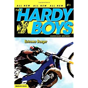 Extreme Danger (The Hardy Boys: Undercover Brothers )