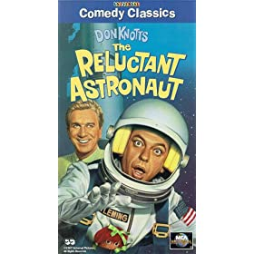 Reluctant Astronaut [VHS] [Import]