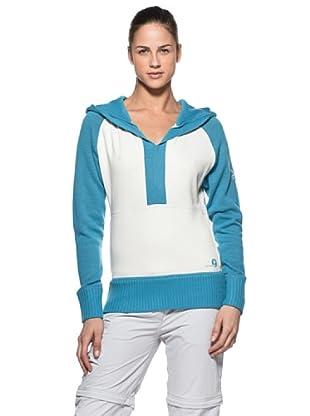 Salewa Sudadera Amnezia Knit (Azul)
