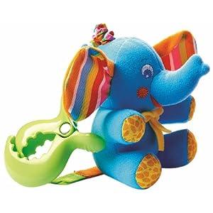 Tiny Love Smarts Eli Elephant