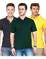 Concepts Men's Casual Shirt (TSHT_C3_NBYWBG_Multi_44)