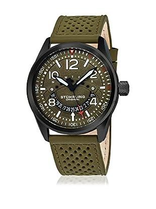 Stührling Original Reloj con movimiento cuarzo japonés Man 448.02 44 mm