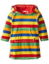 Jojo Maman Bebe Unisex Baby Toweling Hooded Pull On, Rainbow, 12 24 Months