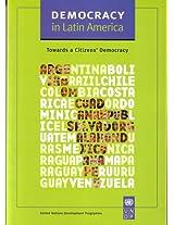 Democracy in Latin America/democracy in Latin America