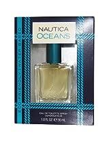 Nautica Oceans By Nautica For Men Edt Spray 1 Oz