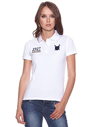Polo Club Poloshirt Brevard (Weiß)