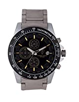 Optima Analog Black Dial Men's Watch - OFT-2433 BK