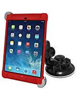 Amzer Universal Windshield, Dash or Console Mount Holder for 7 - 11 Inches Tablets (AMZ97074)